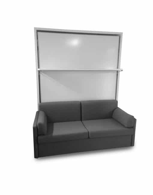 Murphysofa 100cm Wide Shallow Depth Cupboard In 2020 Murphy Bed Sofa Murphy Bed Plans Murphy Bunk Beds
