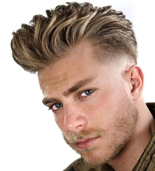 40 Best Blonde Hairstyles For Men 2020 Guide Quiff Hairstyles Mens Hairstyles Hair Styles