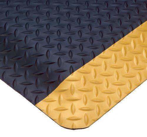 Wearwell Pvc 415 Spongecote Diamondplate Heavy Duty Antifatigue Mat For Dry Areas 3 Width X 5 Length X 9 16 Thick Anti Fatigue Mat Diamond Plate Mats