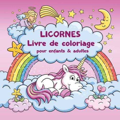 Coloriage Pour Fille A Imprimer Pdf.Telecharger Licornes Livre De Coloriage Pour Enfants Et
