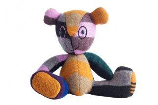 the elder statesman teddy bear...