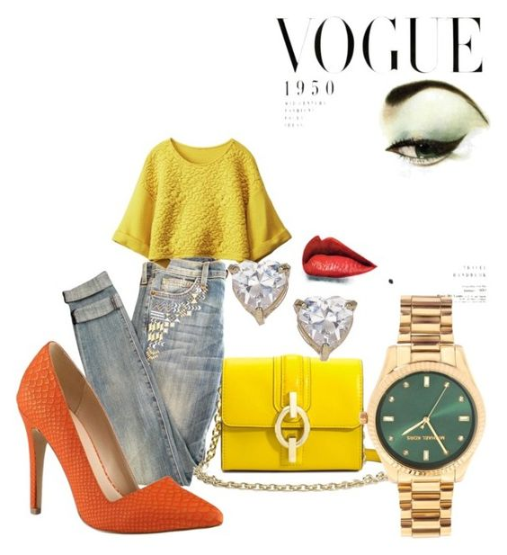Без названия #48 by babystile-1 on Polyvore featuring polyvore, fashion, style, Current/Elliott, Call it SPRING, Diane Von Furstenberg, Michael Kors, Topshop, Giallo, Chanel and clothing