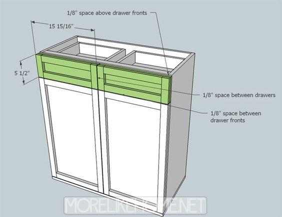 DIY bar/cabinet for entryway