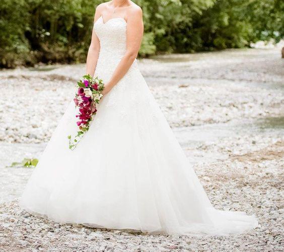 ♥ Märchehaftes Brautkleid von Sincerity ♥  Ansehen: http://www.brautboerse.de/brautkleid-verkaufen/maerchehaftes-brautkleid-von-sincerity/   #Brautkleider #Hochzeit #Wedding