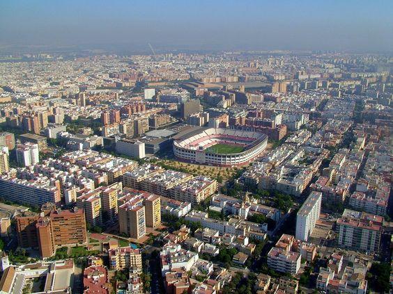 Sevilla Insólita On Twitter Sevilla Seville Cityscape