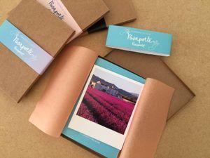 Cuaderno de Viaje - Pasaporte