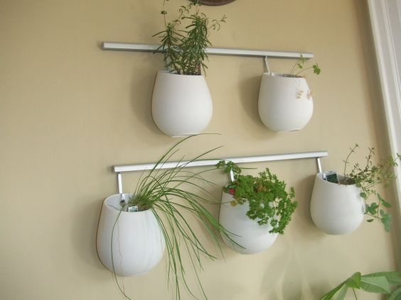 Hanging Wall Planters From Ikea Great For Over The