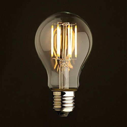 Shine-Co Vintage LED Candelabra Filament bulb Amazon.co.uk: Shineco Lighting