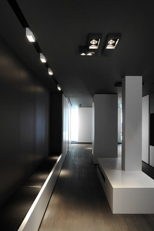 Lighting In Interior Design Creative Creative Space Paris Kreon Lights Showroom Designedminus .