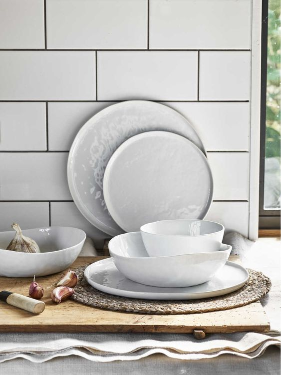 Nordic Touch DIshes