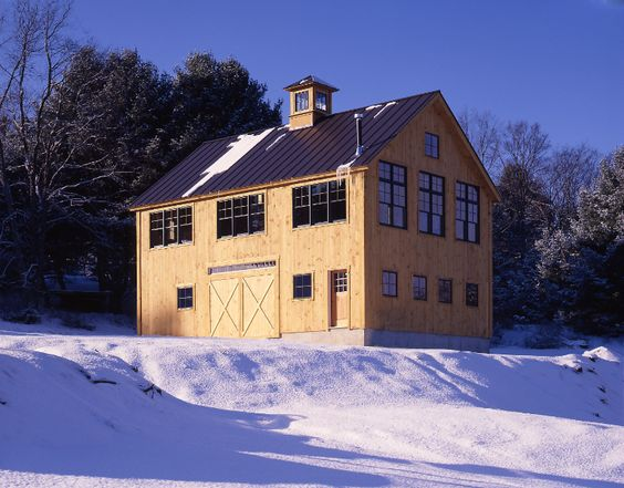 The Hartford Carriage House Is Designed To Look Like A