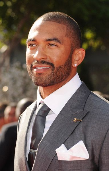 I need a grey suit Matt Kemp