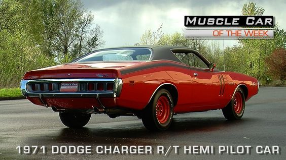 Muscle Car of the Week Video Episode # 111: 1971 Dodge Charger R/T 426 H...
