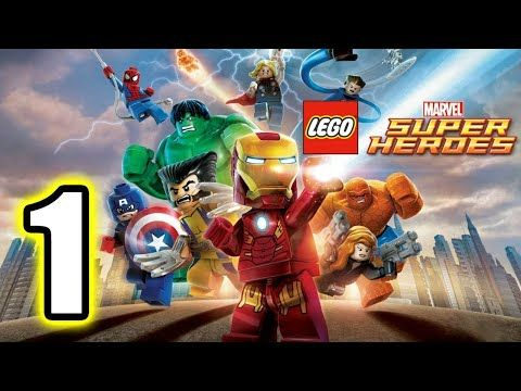 Lego Marvel Superheroes Co Op Mode Part 1 Youtube Lego Marvel Super Heroes Marvel Superheroes Marvel Video Games