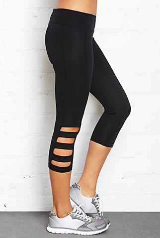 Seamless Workout Leggings | FOREVER21 - 2000057127 | My dream ...