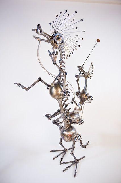 Tallyho by Steve Culp: Bcprecision, Ball Welding, Steel Balls, Welding Art, Steel Bearing Balls