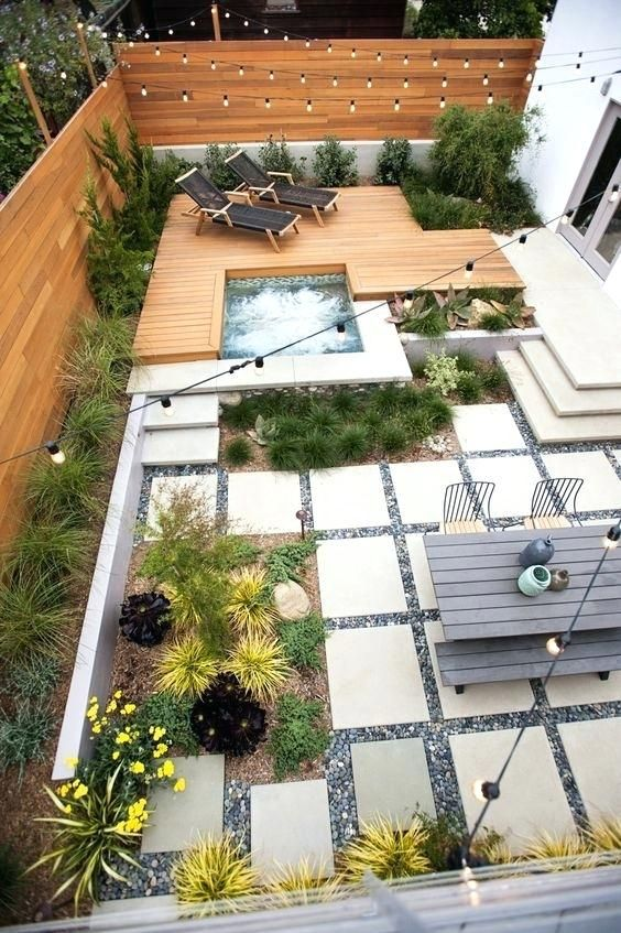Small Yard Design Landscape Design For Small Backyards For