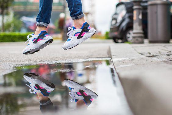 Nike Air Huarache Pink Pow