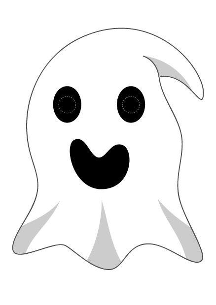 Image de fantome d 39 halloween image de - Guirlande halloween a imprimer ...