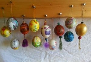 Woodstock Gardens » Make your Own Decorative Easter Eggs with ...