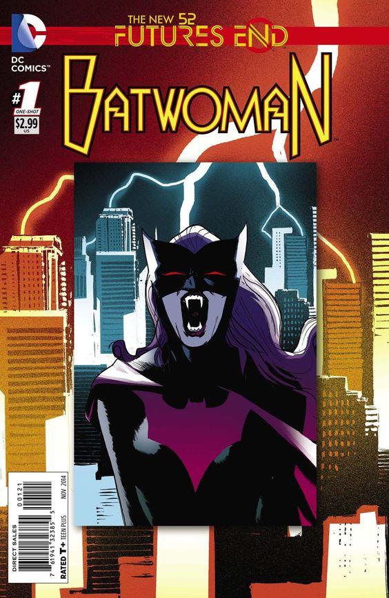 BATWOMAN: FUTURES END #1