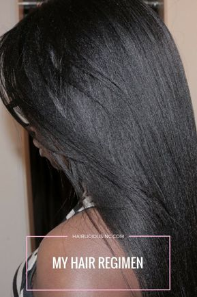 → Deep Condition on dry hair with a moisturizing treatment/oil for 25-30mins.