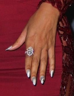 Get the exact polish that Beyonce wore to the VMA's on SHEfinds.com