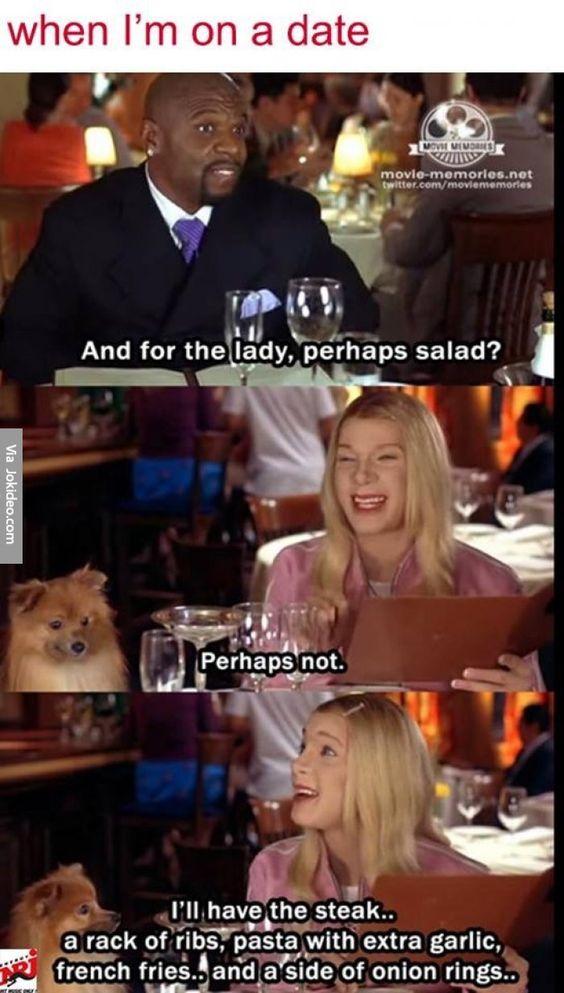 When im on a date - http://www.jokideo.com/