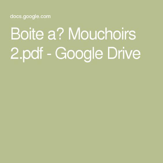 Boite à Mouchoirs 2.pdf - GoogleDrive