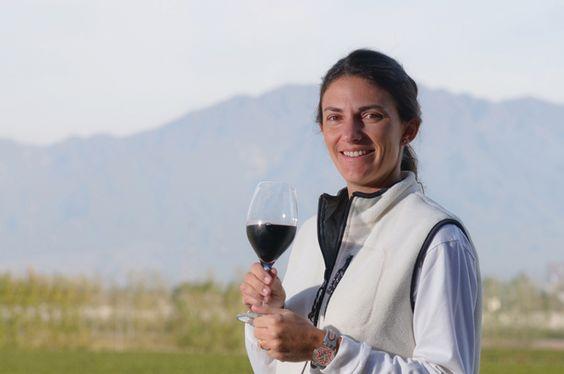 """""""No tengo un vino preferido, pero sí varios malcriados..."""" Paula Borgo"""