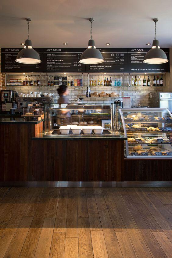 CafeM – Interior — NWD