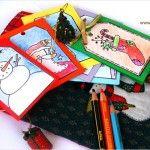 МАЛКИ КОЛЕДНИ картички: Christmas Cards, Years Cards, Kids Crafts, Christmas Items, Crafts Christmas, Kid Crafts, Christmas Ideas, Printable Christmas Gift Tags, Christmas Gifts