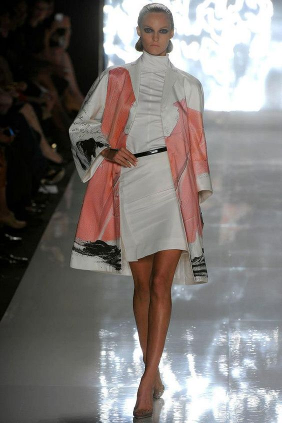Chado Ralph Rucci Spring 2013 RTW Collection    Live a luscious life with LUSCIOUS: www.myLusciousLife.com