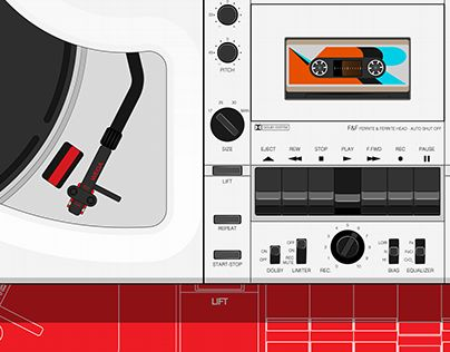 "Check out new work on my @Behance portfolio: ""Über Detail: WEGA Concept 51K Illustration"" http://be.net/gallery/36407831/UEber-Detail-WEGA-Concept-51K-Illustration"