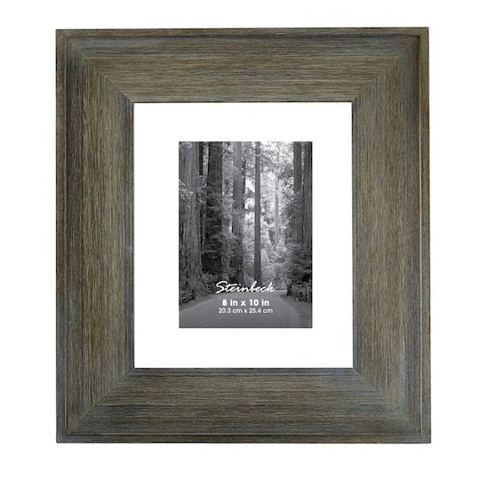 Grey Steinbeck Frame By Aaron Brothers Frame Aaron Brothers Wood Molding