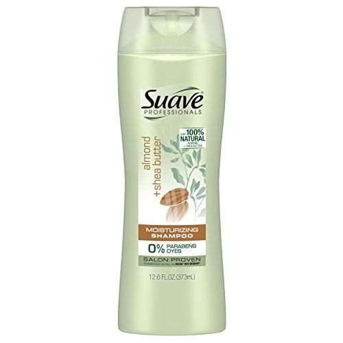 Buy Suave Professionals Moisturizing Shampoo Almond Shea Butter 12 6 Oz Online At Low Prices In Usa Ergode Com In 2021 Moisturizing Shampoo Shea Butter Shampoo Good Shampoo And Conditioner