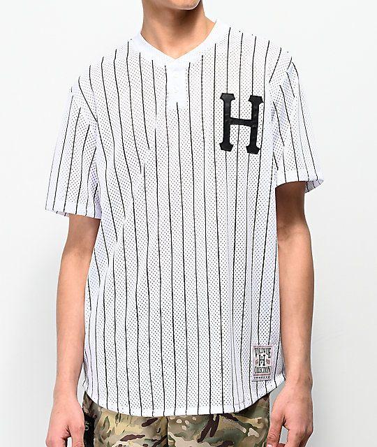 jersey henley shirt h