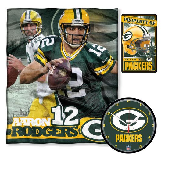 Decorate A Bedroom With This Complete 3 Pc Set Featuring Your Favorite NFL  Player And Team