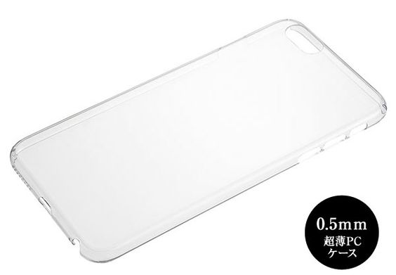 GRAMAS Helium Super Thin PC Case HP184 for iPhone 6 Plus