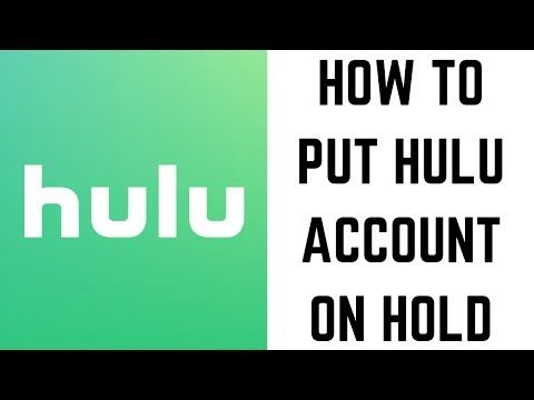 How To Put Hulu Account On Hold Hulu Subtitled Xbox One