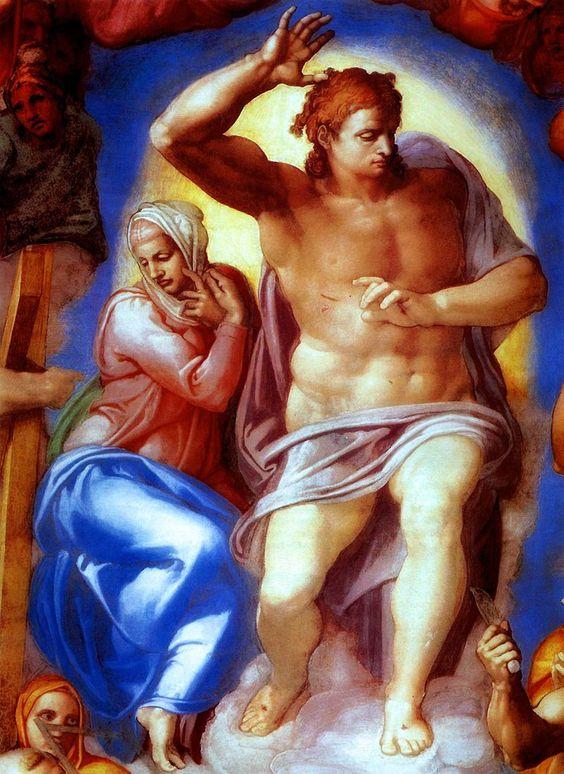 Michelangelo Buonarroti 004 - Jésus selon l'exégèse contemporaine — Wikipédia