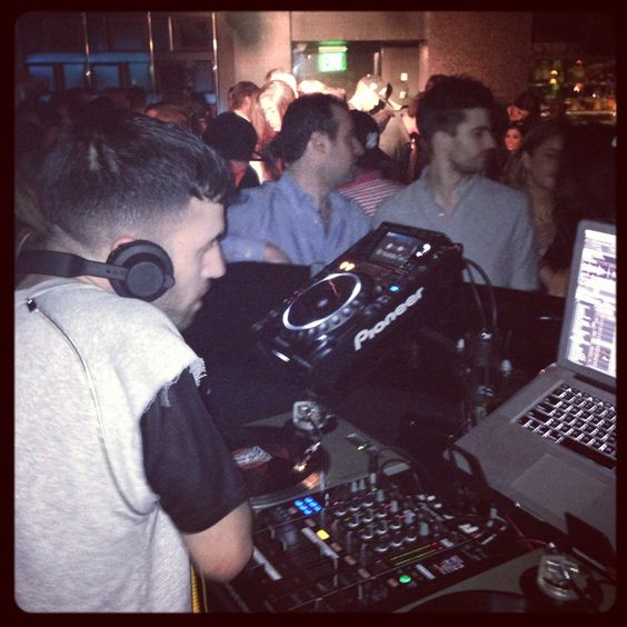 A-Trak at  EMM Group's SL Miami