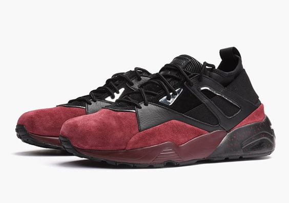 PUMA Blaze of Glory Halloween Pack 2016 Black Red | SneakerNews.com