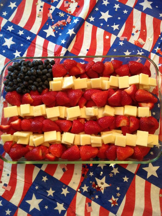 how to make a fruit and cheese tray