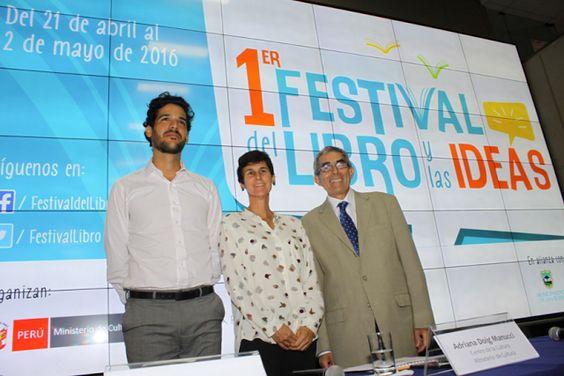 LIMA VAGA: Ministerio de Cultura y Cámara del Libro realizará...