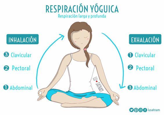 Wooow! Sabías la cantidad de BENEFICIOS que tiene la respiración larga y profunda? Es increíble que algo tan sencillo nos aporte tanto! Te dejo aquí algunos de los beneficios y te invito a experimentarlos! Relaja y calma, estimula la producción de endorfinas, aporta energía, limpia de toxinas los pulmones, purifica la sangre, regula el pH del cuerpo, te da la capacidad de manejar las emociones, aumenta la intuición, reajusta el campo electromagnético, ayuda a combatir adicciones y ayuda a rom...