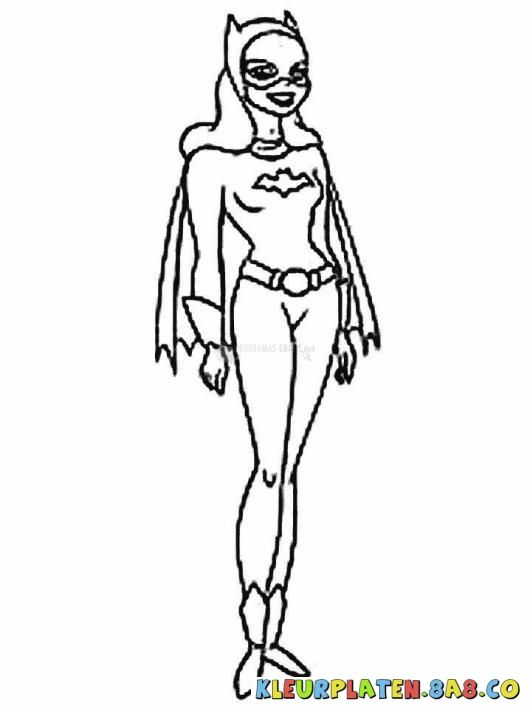 Catwoman Batman Coloring Pages Coloring Pages Superhero Coloring Pages