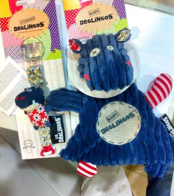 ¡Mirad qué pedido tan divertido hemos preparado esta mañana!  el Hipopótamo de Deglingos: http://www.farmaconfianza.com/deglingos-marca