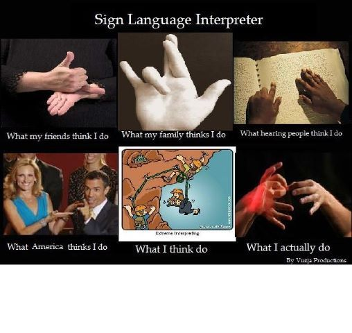 How hard it is to learn sign language? how long to learn ...