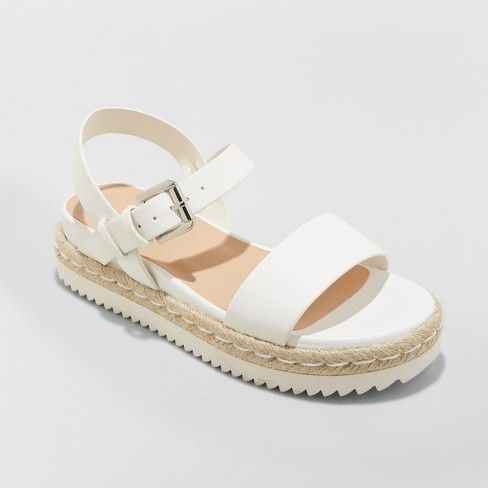 Rianne Espadrille Ankle Strap Sandals